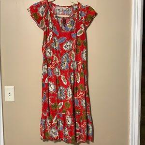LOFT Dresses - LOFT summer dress, XS Petite